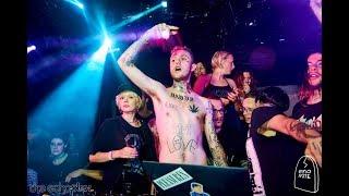Lil Peep Guest DJ Set at Emo Nite LA