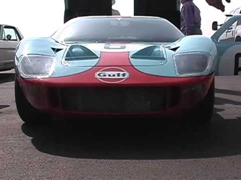 GT40 at Willow Springs