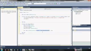 HOW TO DISPLAY MS ACCESS DATABASE IN DATAGRIDVIEW OF VB.NET.avi
