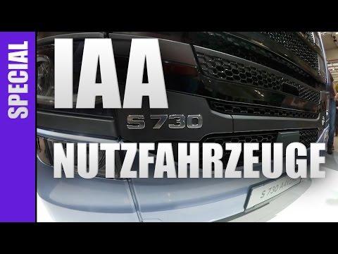 IAA Nutzfahrzeuge 2016 - Für euch in Hannover