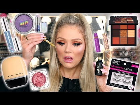 TESTING VIRAL OVERHYPED MAKEUP PRODUCTS
