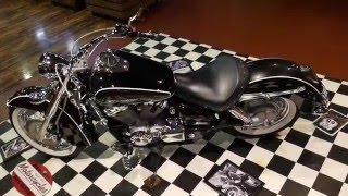 Honda Shadow Aero 750(, 2016-02-17T07:43:22.000Z)