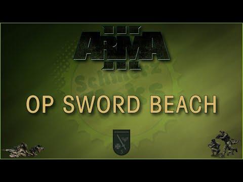 ArmA 3 bei 3. Jägerkompanie [Coop] Operation Sword Beach / Navy SEAL Medic