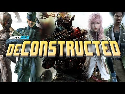 Top 10 Overrated Video Game Franchises - DECONSTRUCTED Ep. 3