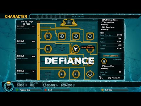 how to add mods on defiance