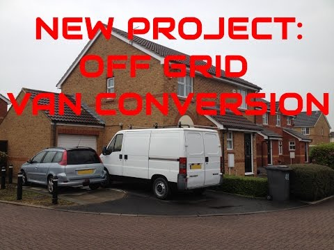 new-project:-off-grid-van-conversion-step-by-step,-cheap-and-functional.