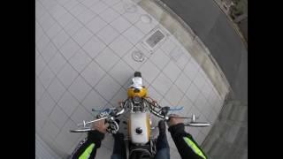 【BMW R1200GS】屋内駐車場解約記念 thumbnail