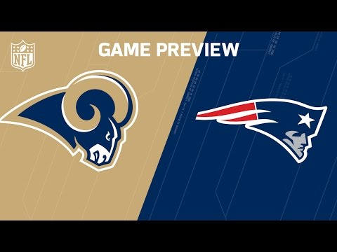 Rams vs. Patriots (Week 13 Preview) | Move the Sticks on NFL Now | NFL