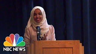 Rep. Ilhan Omar Vows To Continue Working For Her District | NBC News