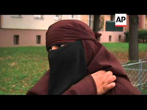 Niqab-clad Pres candidate campaigns as judgement due on women defying veil ban