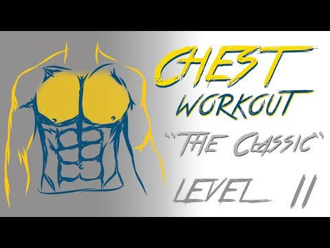 Chest Workout - Level 2 - Music