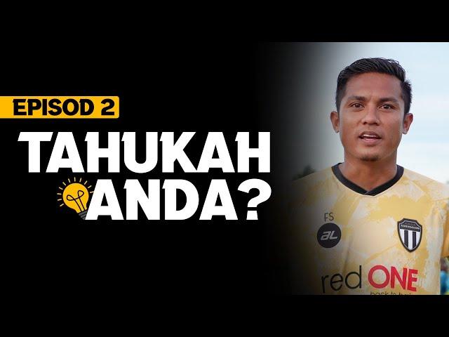 TFC TAHUKAH ANDA? | EP.2 : 'Recovery' Pemain Selepas Hari Perlawanan