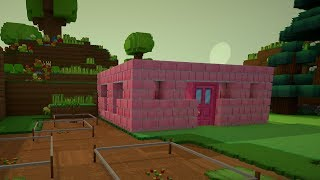 The Pink House Of Dreams
