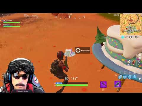 The Doc eat all cakes