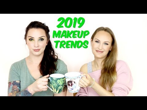 Makeup Trend Predictions for 2019 | WINE TIME