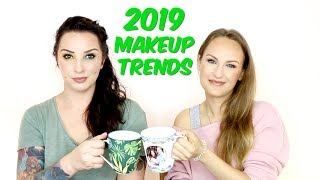 Makeup Trend Predictions for 2019   WINE TIME