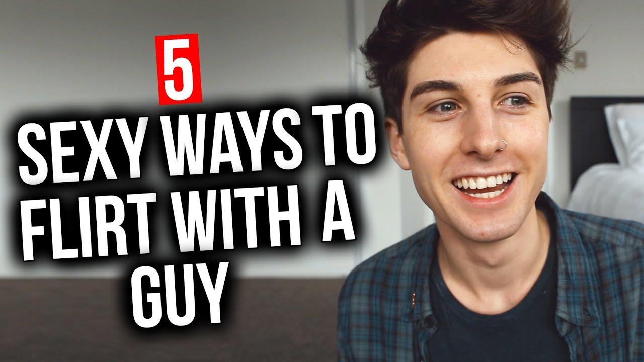 5 Sexy Ways To Flirt With A Guy