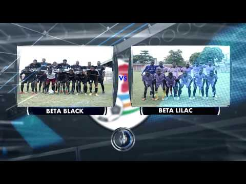 "BETA AFRICA FOOTBALL CLUB ""BETA BLACK & BETA LLILAC"" THRILLER"
