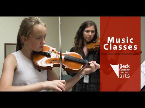 Music Education @ Beck Center