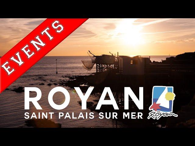 ROYAN & SAINT PALAIS SUR MER | TESTS PLANS AERIEN | DJI | MAVIC PRO | 2018 | JP CONCEPT