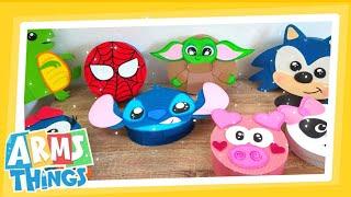 DIY: Cajas Sorpresa // Día del niño // Como hacer una Caja sorpresa // Ideas para el día del niño 🎊🤩