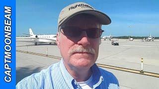 QUICK TURN, Cessna Citation Landing Tampa and Naples, Pilot Vlog 71