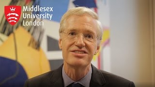 Vice-Chancellor Professor Tim Blackman