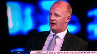Iain Dowie And The Away Goal Rule