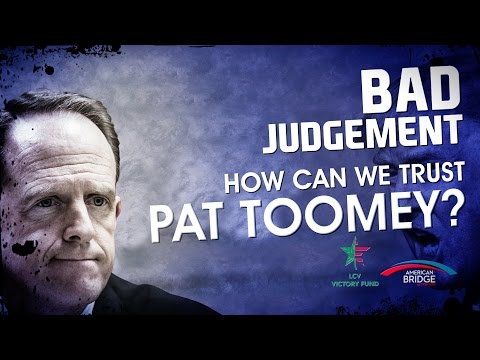 TOOMEY: DEBATABLE JUDGEMENT