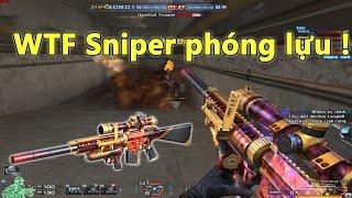 [ Bình luận CF ] Quay báu vật SR25 - Burning Shot - Quang Brave