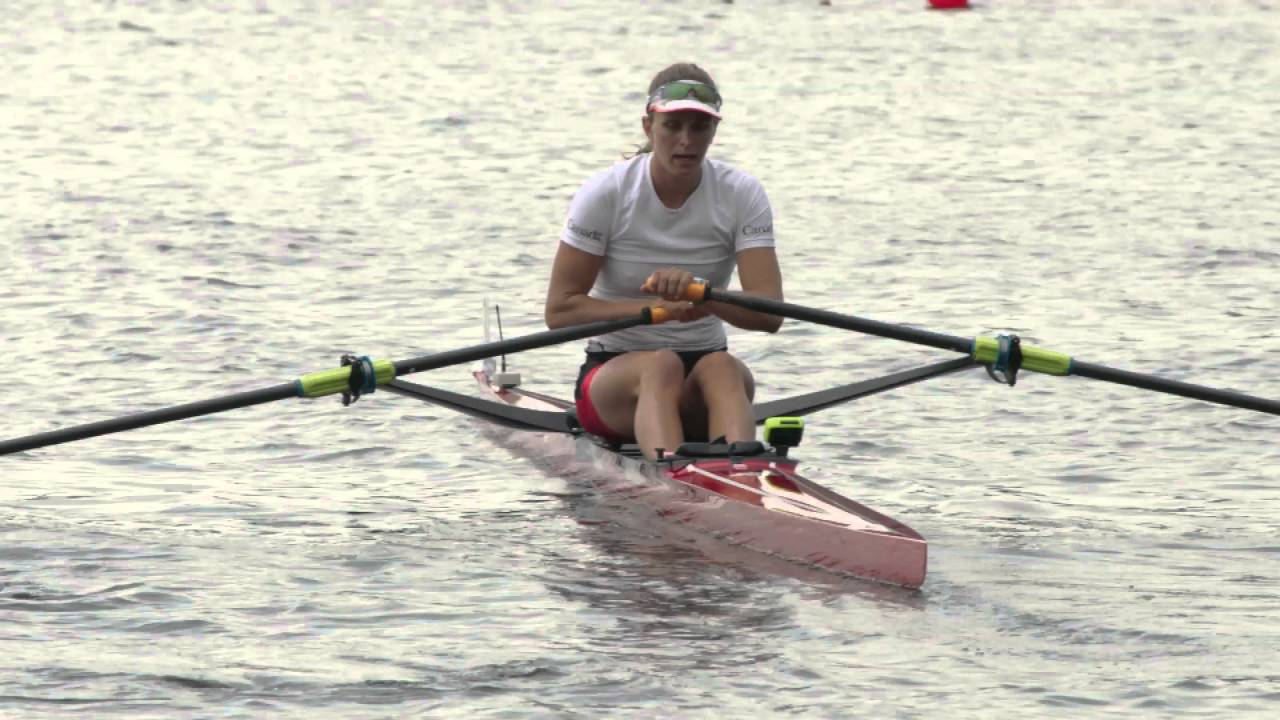 The technology behind rowing boats