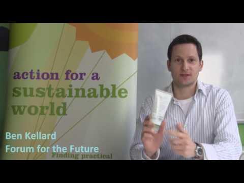 Recycling Debate: Ben Kellard (Forum for the Future)
