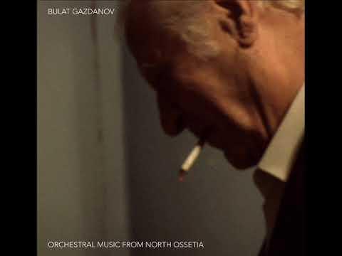 "Булат Газданов – Черноярская Хонга (""Чызджыты Кафт"") [ North Ossetian Orchestral ]"