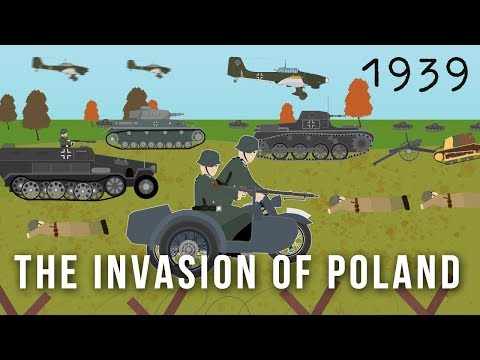 The Invasion of Poland (1939)