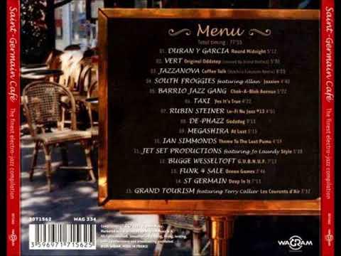 Saint Germain - Des Prés Café Vol  1 (Full Album)