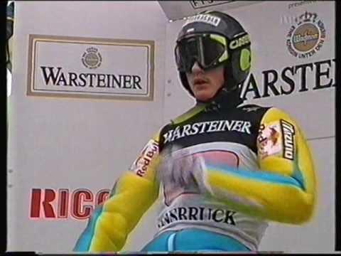 Ski Jumping World Cup Innsbruck 1997