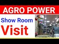 Agro Power Show Room Visit