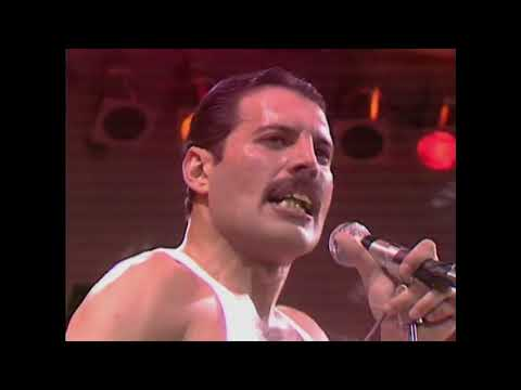 Queen  at LIVE AID 1985