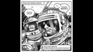COSMIC DISCO' NAH COSMIC ROCK - Kevin Harrison - Ink Man