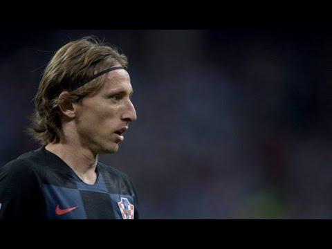 Luka Modric: Türkiye maçı hala...