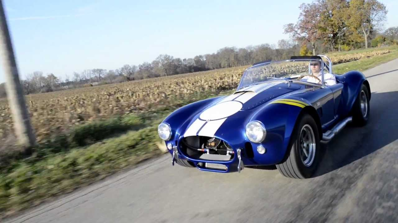 1967 shelby 427 semi competition cobra
