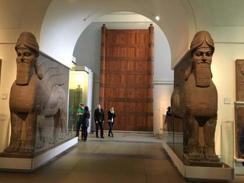 British Museum, England, London. UK