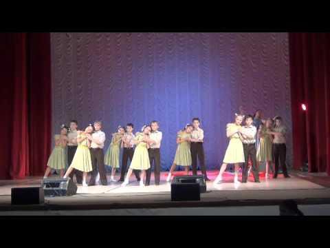 Танец Мамаев Курган Звездный экспресс