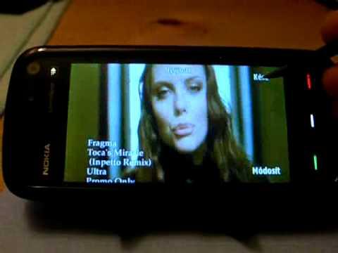 Nokia 5800 Music