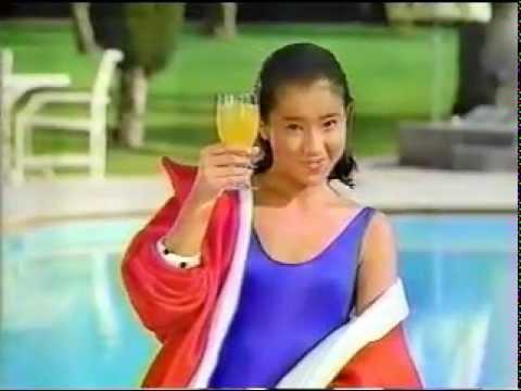 CM-KIRIN-ORANGE-キリン-オレンジ-速水昌未-異性