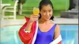 CM KIRIN ORANGE キリン オレンジ 速水昌未 異性.
