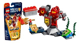 LEGO Nexo Knights 2016 - ALL Winter 2016 sets pictures!