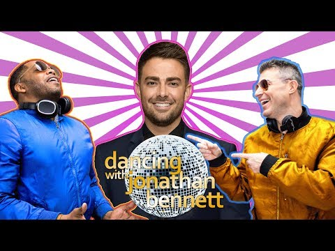 Dance Lessons With Jonathan Bennett  2 Man Crew