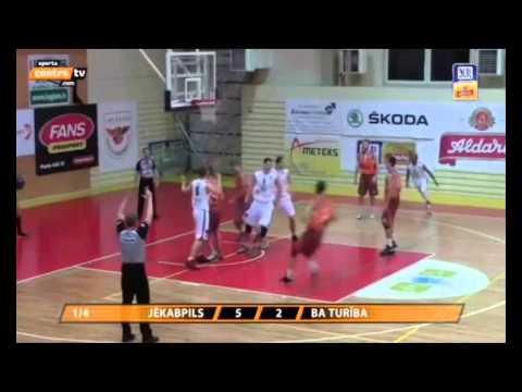 PJ Hill Pro Basketball Highlights 2012-13