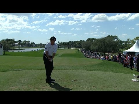 Jimmy Fowler aka Jimmy Walker introduced on first tee at The Honda Classic